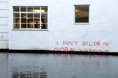 Banksy-global-warming
